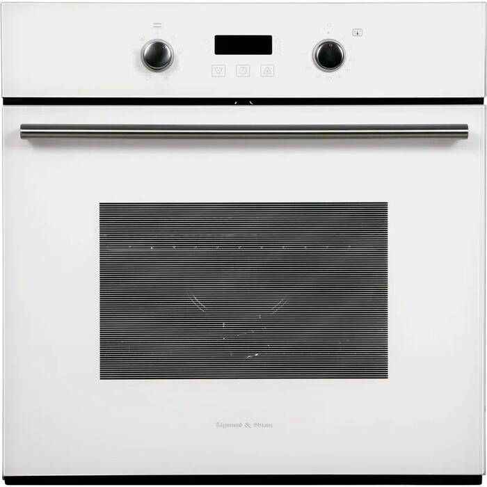 Электрический духовой шкаф Zigmund-Shtain EN 123.912 W электрический духовой шкаф zigmund shtain en 110 622 x