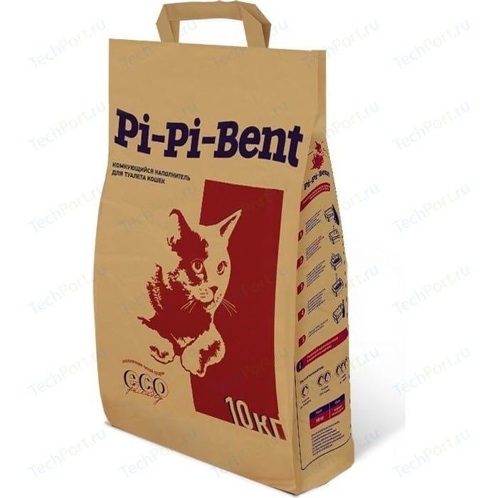 Наполнитель Pi-Pi-Bent Classic комкующийся для кошек 10кг