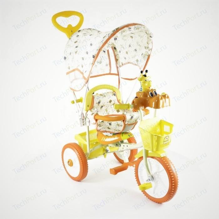 Велосипед трехколесный Jaguar (MS-0737) оранжевый