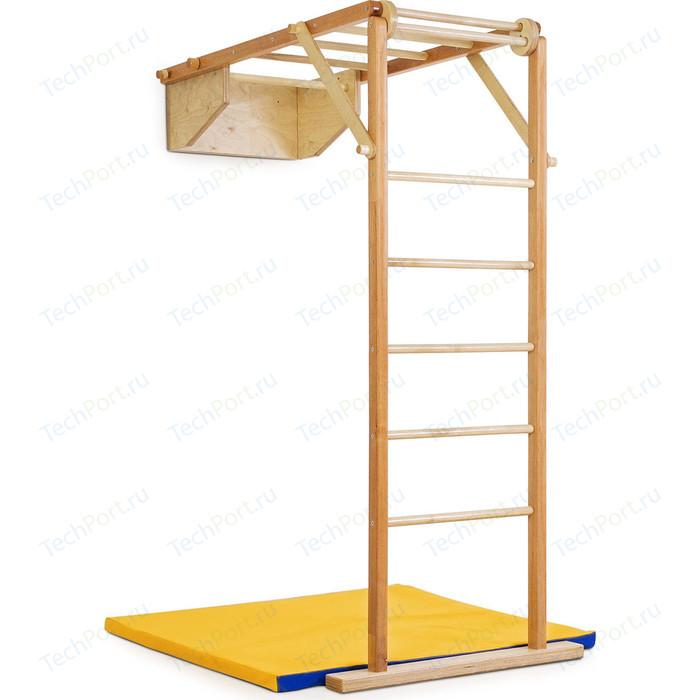 Детский спортивный комплекс KIDWOOD Жираф пирамидка жираф b kids