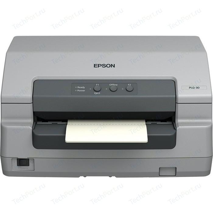 Принтер Epson PLQ-30 (C11CB64021) epson plq 20