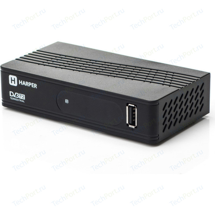 Тюнер DVB-T2 HARPER HDT2-1202