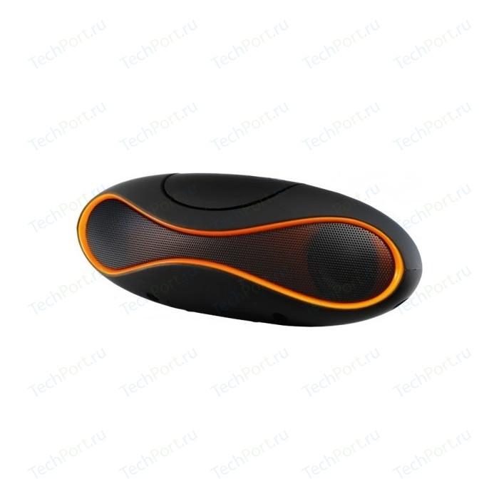 Портативная колонка Ginzzu GM-997B портативная акустика ginzzu gm 997b черный