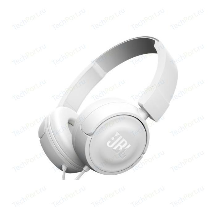 Наушники JBL T450 white