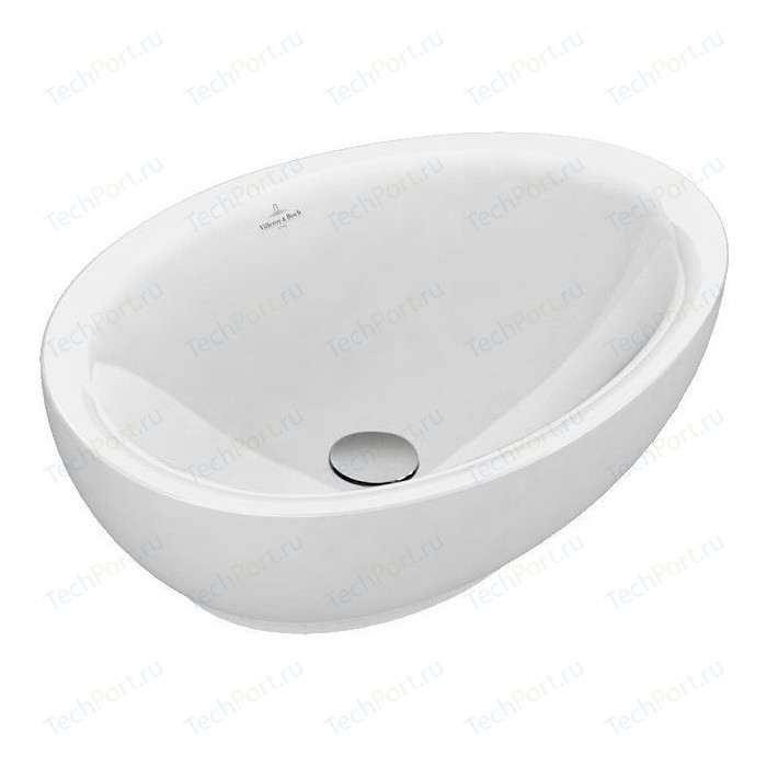 Раковина накладная Villeroy Boch Aveo New Generation Plus (413260R2)