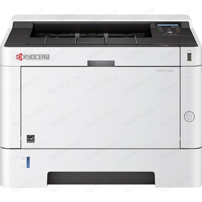 Фото - Принтер Kyocera P2040Dw принтер kyocera p2040dw лазерный