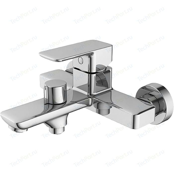 Смеситель для ванны IDDIS Brick хром (BRISB02i02)
