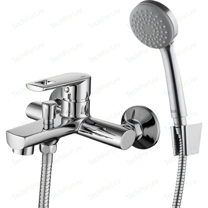 Фото - Смеситель для ванны IDDIS Runo (RUNSB00i02) смеситель для ванны iddis runo runsbl2i10wa универсальный хром