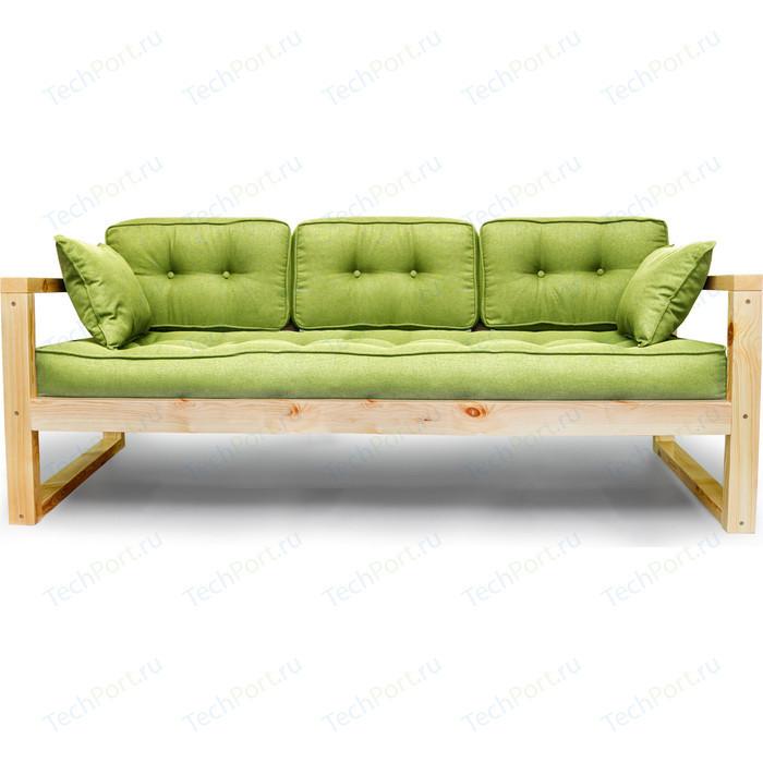 Диван Anderson Астер сосна-зеленая рогожка