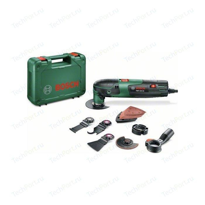 Универсальный резак Bosch PMF 220 CE Set