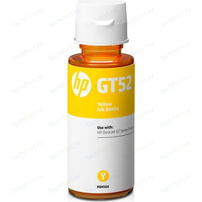 Чернила HP GT52 yellow 70ml. (M0H56AE)