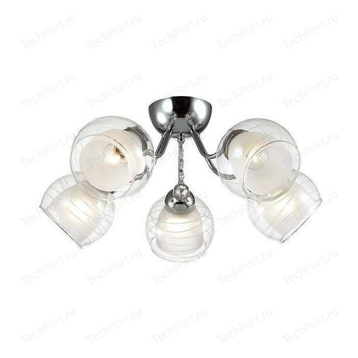 Потолочная люстра Lumion 3071/5C люстра lumion brinna 3071 3c e27 120 вт