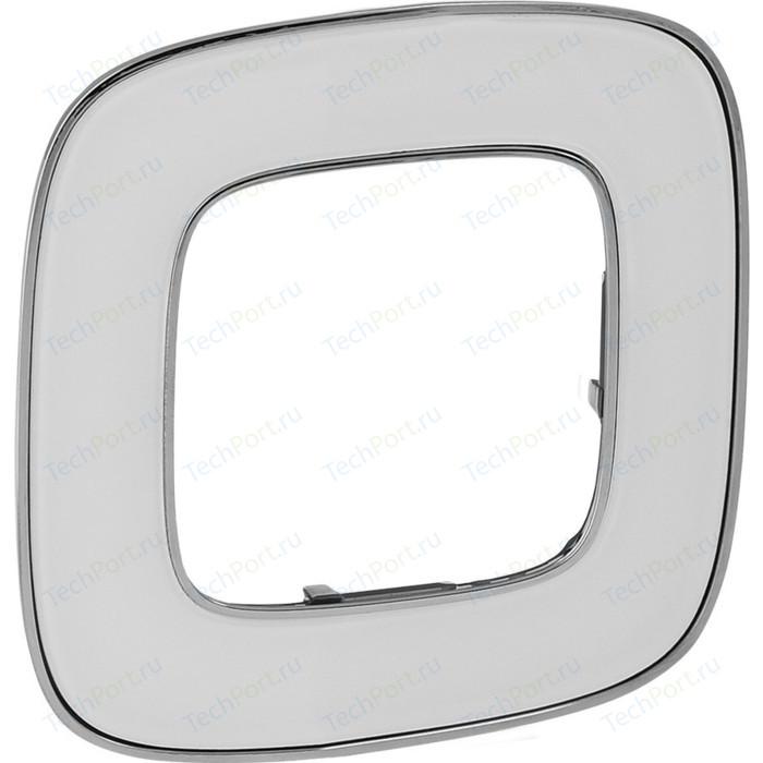 Рамка Legrand 1-постовая Valena Allure Зеркало 754421