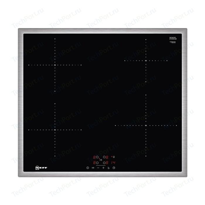 Индукционная варочная панель NEFF T36BB40N0 индукционная варочная панель neff t46ts61n0
