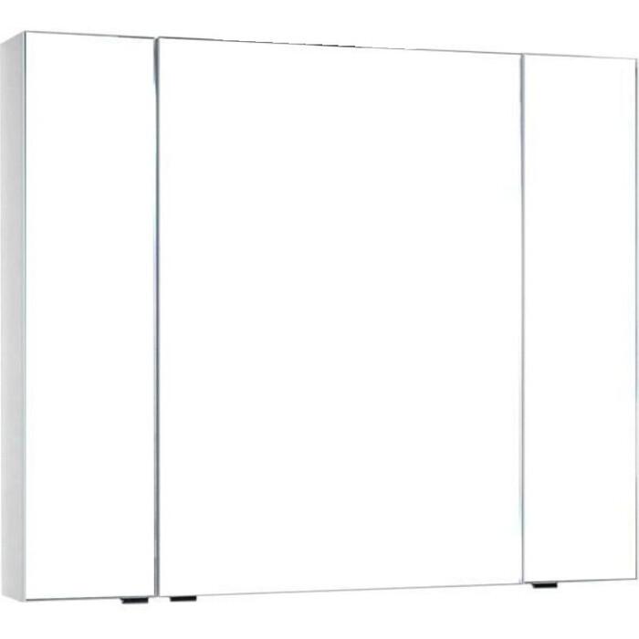 Зеркальный шкаф Aquanet Эвора 100 белый (185194)