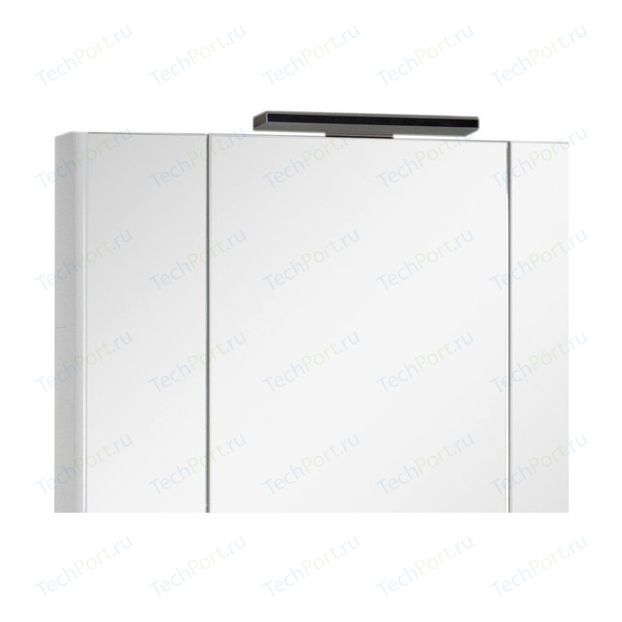 Зеркальный шкаф Aquanet Орлеан 105 белый (183078) зеркальный шкаф bellezza лагуна 105 с подсветкой бежевый белый
