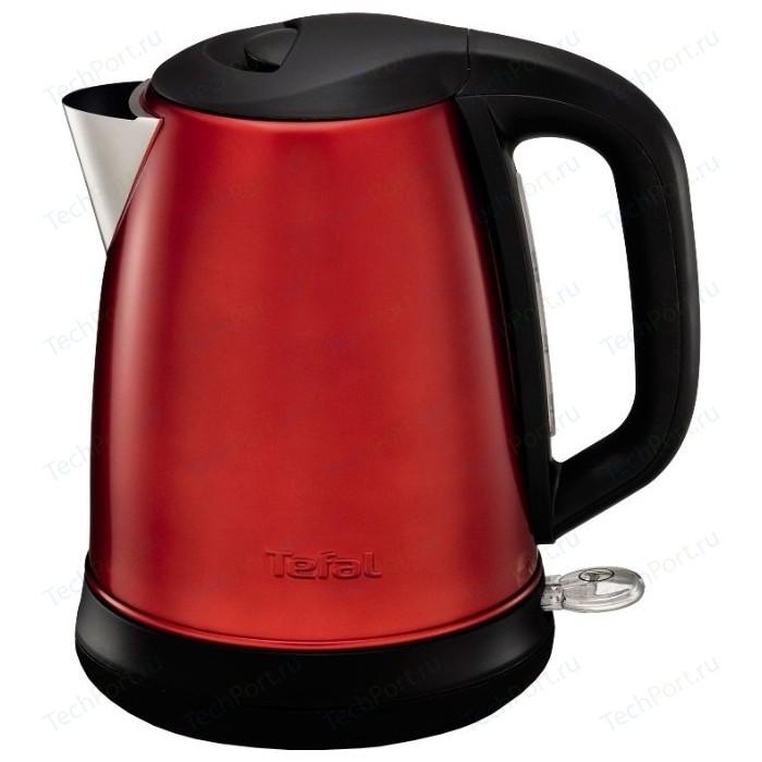 Чайник электрический Tefal KI270530 красный