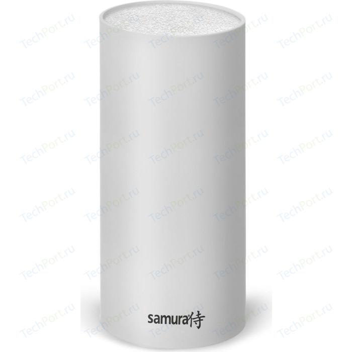 Подставка для ножей универсальная Samura белая (KBF-101W/16)