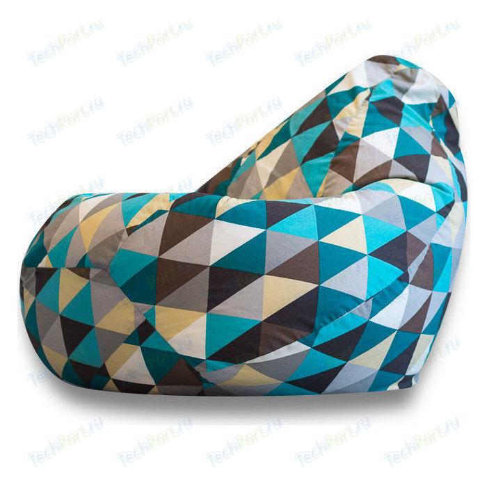 Кресло мешок POOFF Груша XL Даймондс