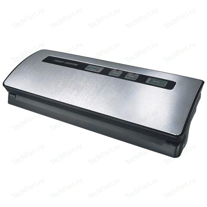 Вакуумный упаковщик Redmond RVS-M020 серебристый/черный