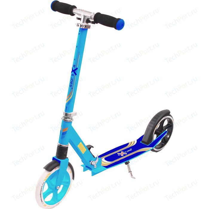 Самокат 2-х колесный Explore TARGET blue скейт explore esprit dark blue