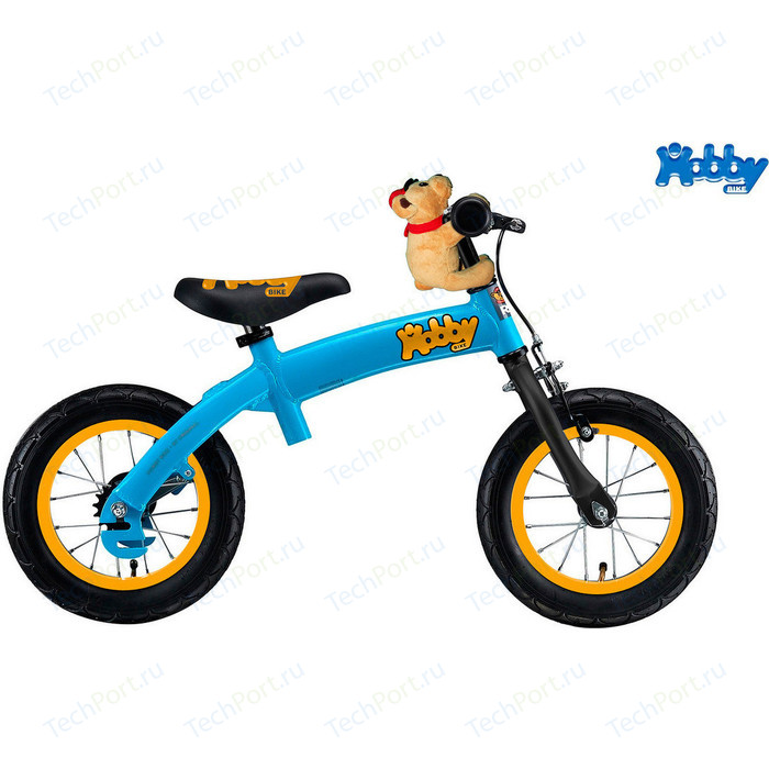 Велобалансир велосипед Hobby-bike RToriginal ALU NEW 2016 blue