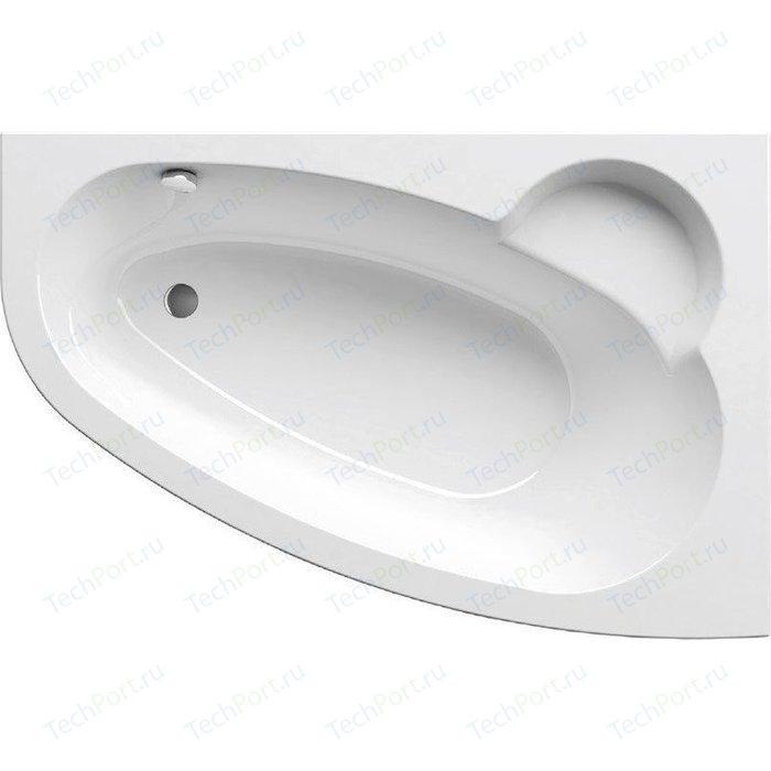 Акриловая ванна Ravak Asymmetric P 170x110 правая, без гидромассажа (C491000000)