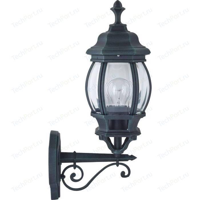 Уличный настенный светильник Favourite 1806-1W