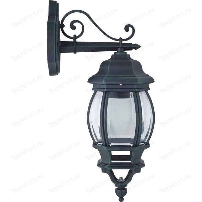 Уличный настенный светильник Favourite 1807-1W