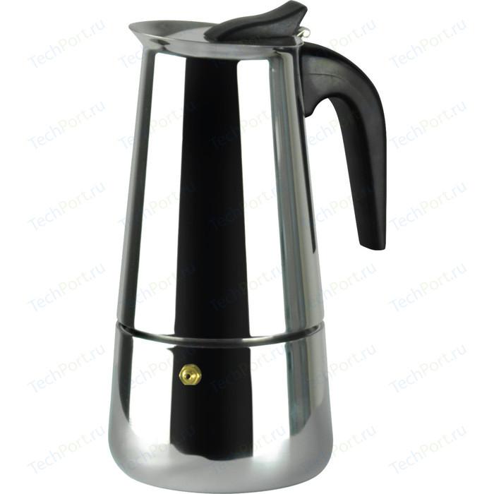 Гейзерная кофеварка на 6 чашек Kelli KL-3018