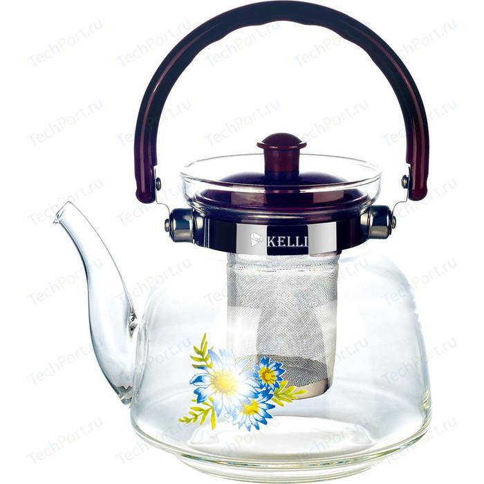 Чайник заварочный 1.2 л Kelli KL-3001