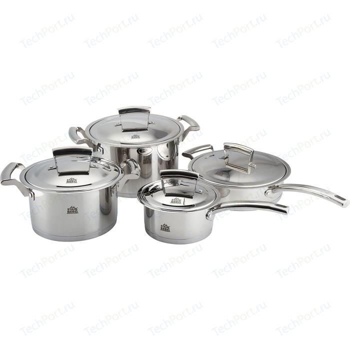 Набор посуды 8 предметов Stahlberg Kornelia (1804-S)