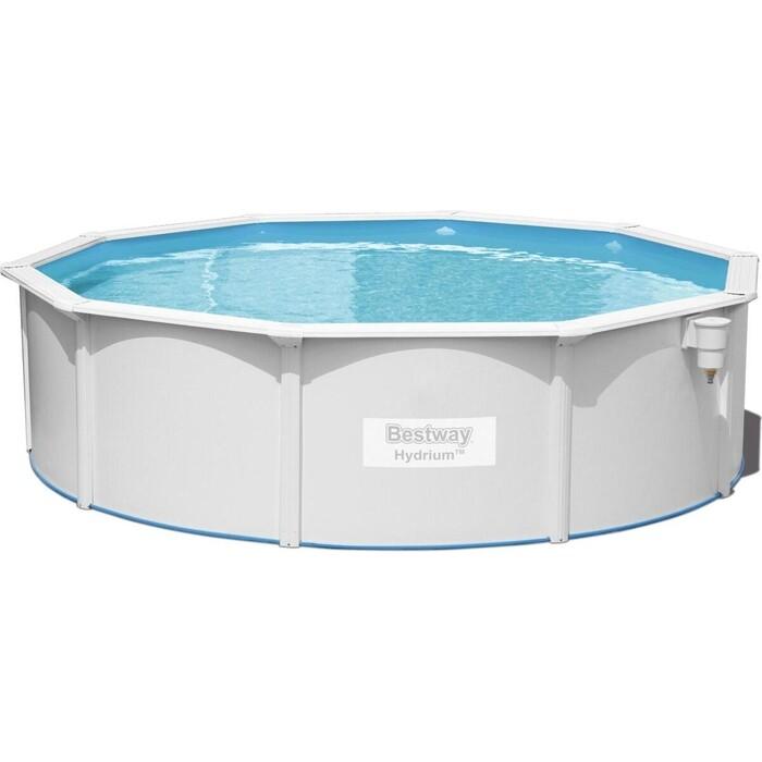 Каркасный бассейн Bestway 56384 Hydrium Pool Set 460х120 см