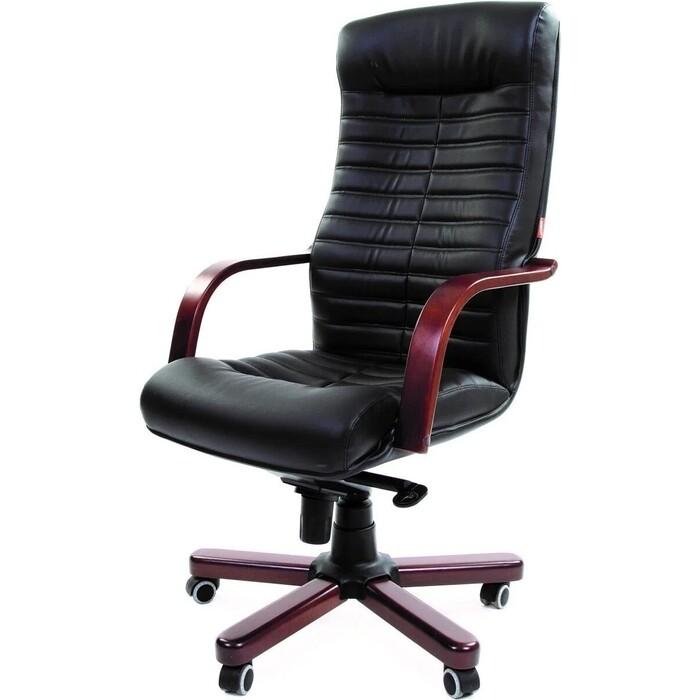 цена на Офисное кресло Chairman 480 WD экопремиум черный
