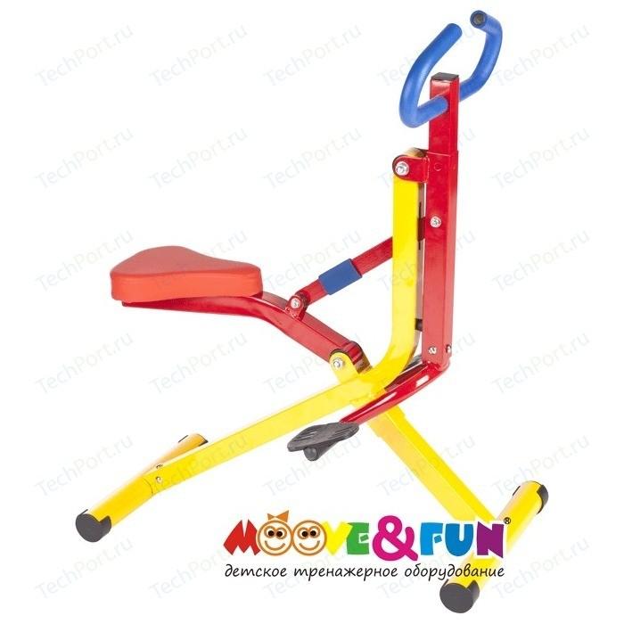 Тренажер детский Moove&Fun механический Райдер(наездник) (TFK-08/SH-08)