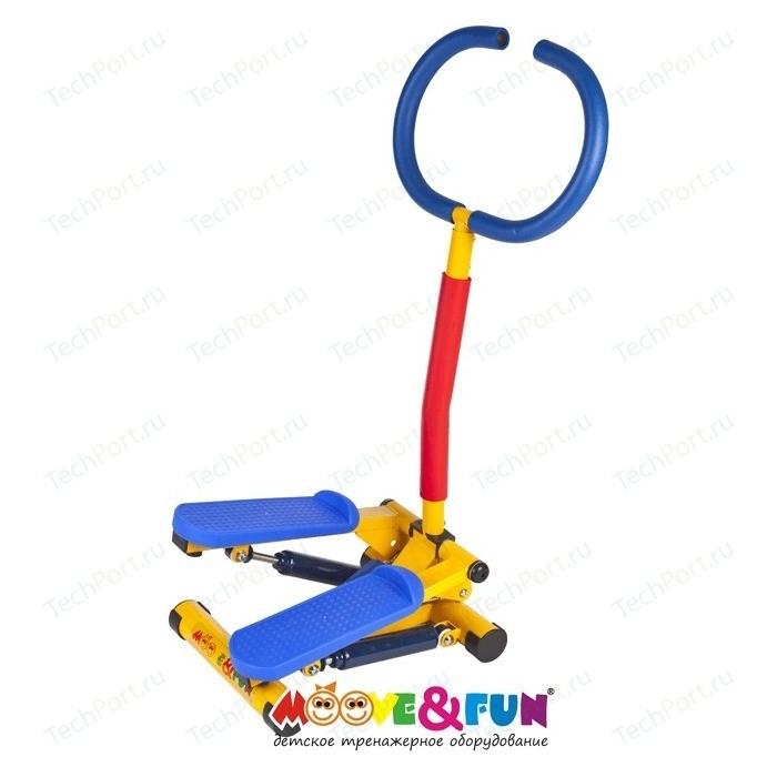 Тренажер детский Moove&Fun механический Степпер с ручкой (TFK-10/SH-10)