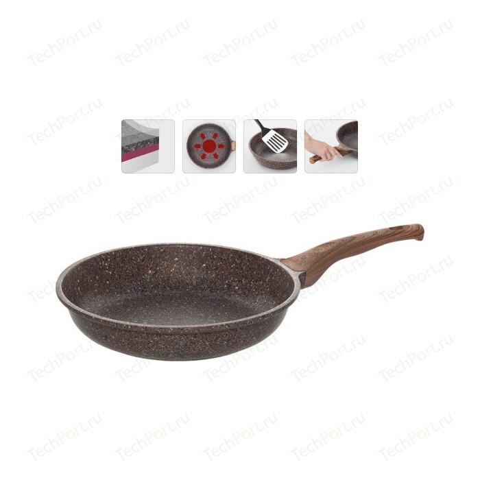 Сковорода Nadoba d 28см Greta (728616) сковорода для блинов nadoba d 24см greta 728621