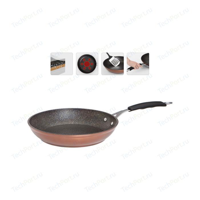 Сковорода Nadoba d 26см Medena (728717) сковорода d 24 см kukmara кофейный мрамор смки240а