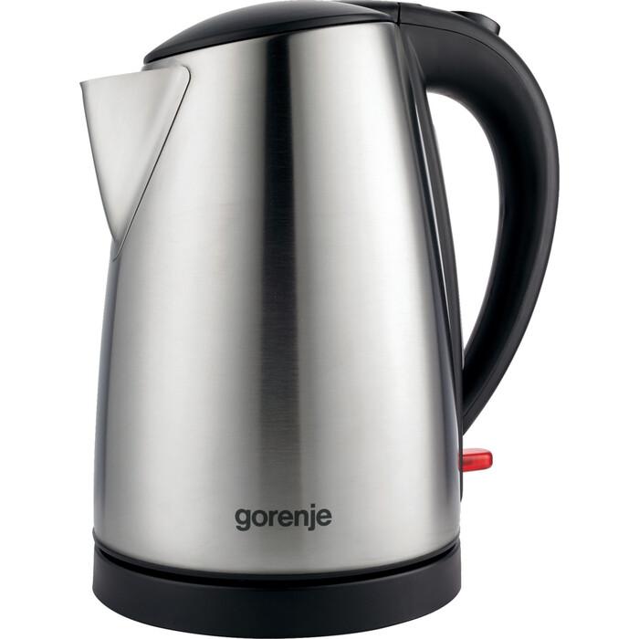 Чайник электрический Gorenje K17FE чайник gorenje k17fe серебристый
