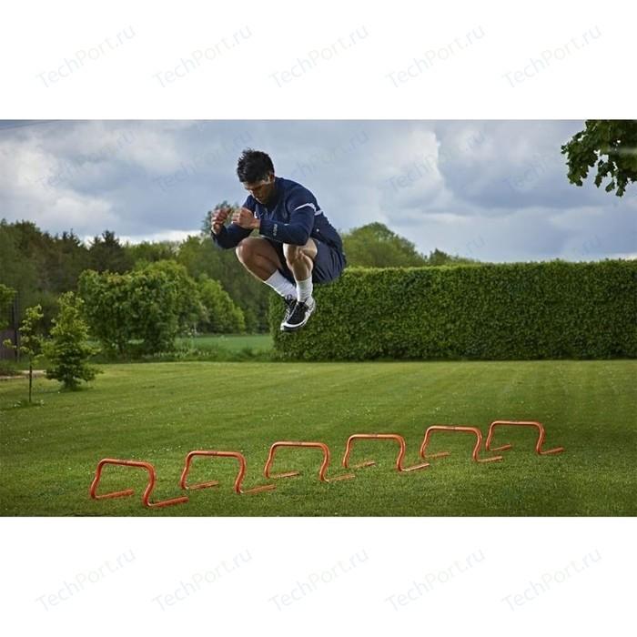цена Барьер для тренировок Mitre для тренировки (комплект из 6 шт, нерегулируемая высота 23 см) онлайн в 2017 году