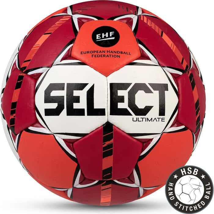 Мяч гандбольный Select профессиональный Ultimate 843208-250 Senior р.3 (официальный мяч EHF) недорого
