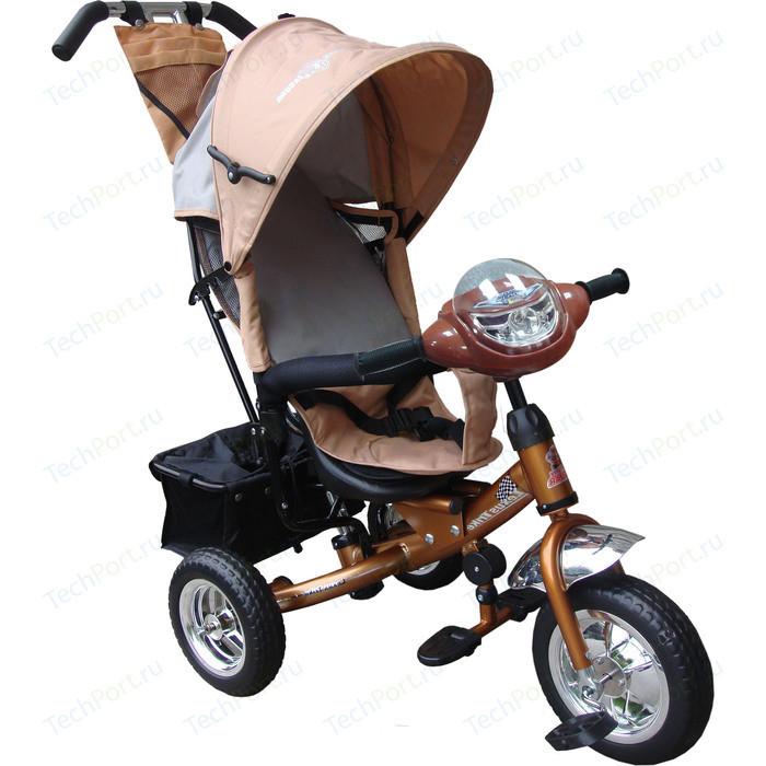 Велосипед трехколёсный Lexus Trike Next Pro (MS-0521 IC), бронза