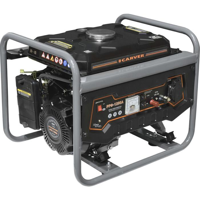 Генератор бензиновый Carver PPG-1200A