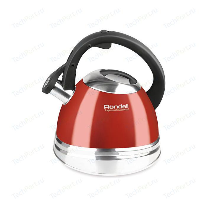 Чайник 3.0 л Rondell Fiero (RDS-498) rondell чайник fiero rds 498 3 л красный