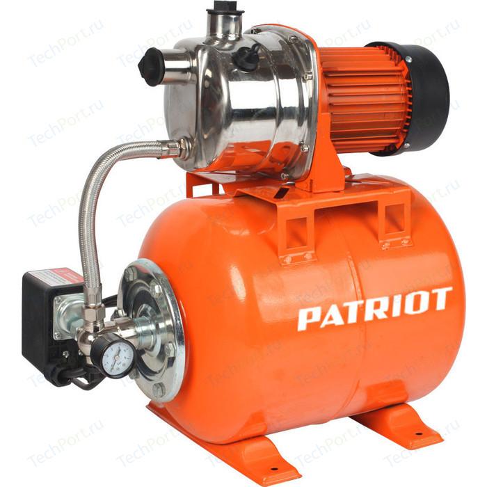 Фото - Насосная станция PATRIOT PW 850-24 INOX насосная станция patriot pw 1200 24 inox