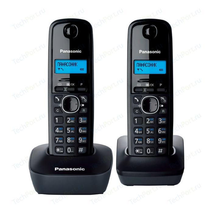 Радиотелефон Panasonic KX-TG1612RUH радиотелефон
