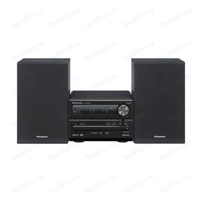 Музыкальный центр Panasonic SC-PM250EE-K музыкальный центр panasonic sc ux100ee k