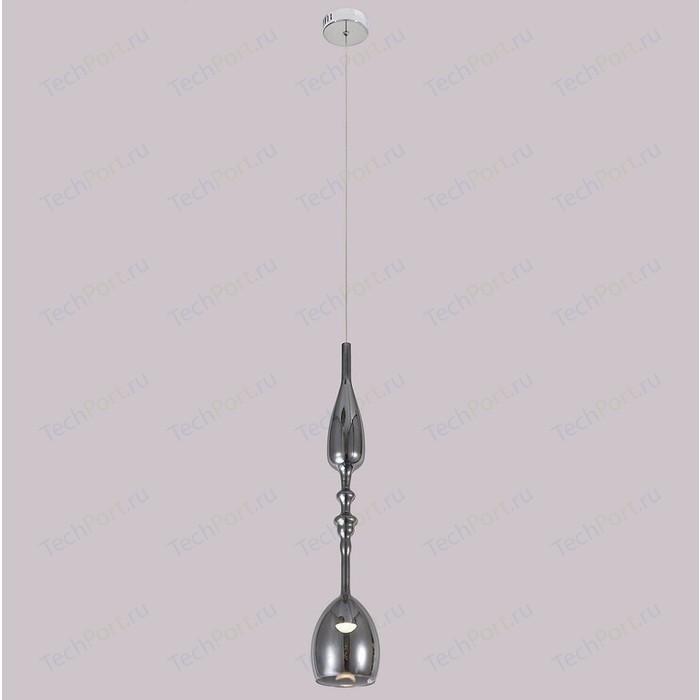 Фото - Подвесной светодиодный светильник Crystal Lux Lux SP1 C Smoke подвесной светильник crystal lux ki sp1