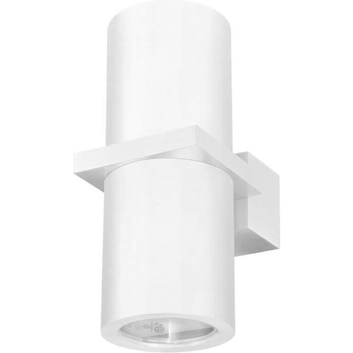 Настенный светильник Crystal Lux CLT 021W WH потолочный светодиодный светильник crystal lux clt 521c150 wh