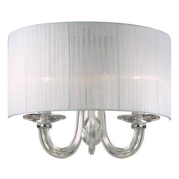Бра Ideal Lux SWAN AP2 BIANCO бра ideal lux moris ap2 bianco